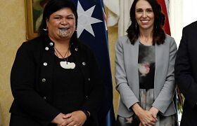 Pierwsza w historii Nowej Zelandii Minister z tatuażem na twarzy