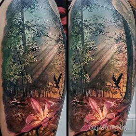 Realistyczny las