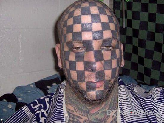Tatuaż idiota - pozostałe