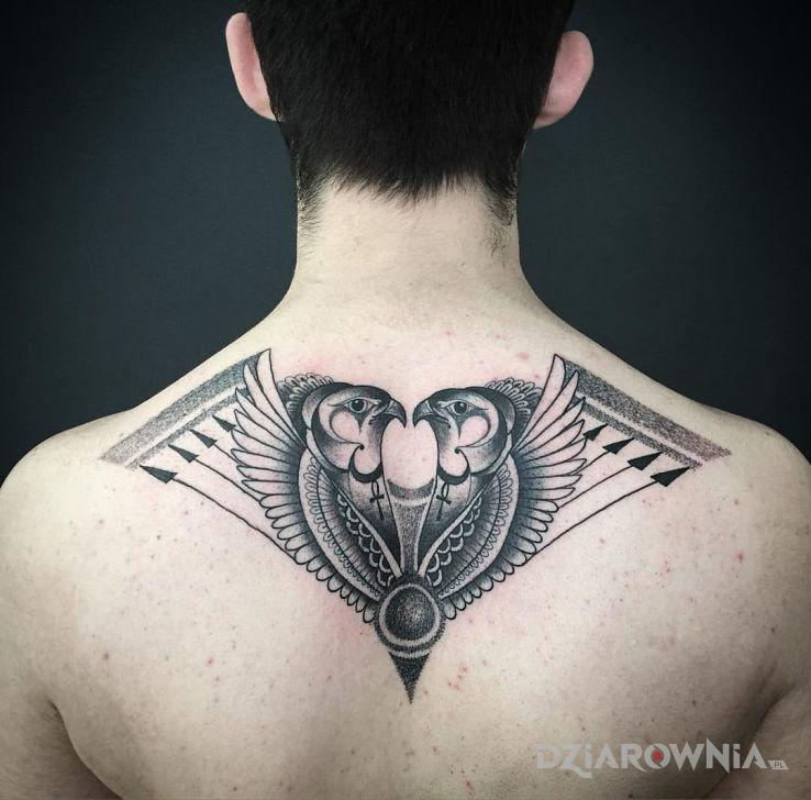 Tatuaż egipt - religijne