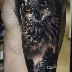Tatuaże Zwierzęta Wzory I Galeria Strona 34 Dziarowniapl