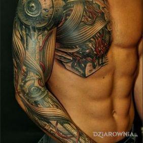 Tatuaże Biomechanika Wzory I Galeria Strona 2
