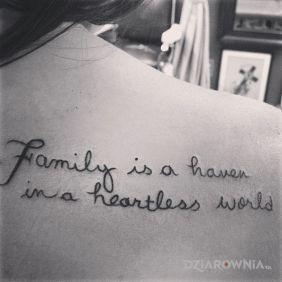 O rodzinie