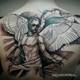 Rysy anioła