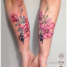 Tatuaże Na Przedramieniu Wzory I Galeria Strona 35 Dziarowniapl