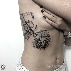 Praca Alexandry z Bad Mojo Tattoo Gdańsk