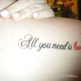 Miłość i nic więcej