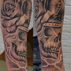 Mój pierwszy tatuaż wykonany 7 listopada