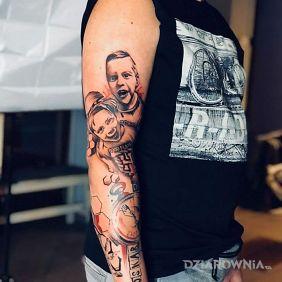 Tatuaże Galeria Inspiracji Męskich I Damskich Tatuaży Strona 58