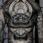 Maska samuraja