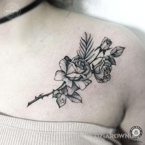 Tatuaże Na Obojczyku Wzory I Galeria Strona 3