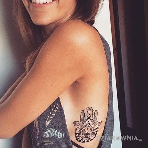By Photo Congress Ręka Fatimy Znaczenie Tatuaz