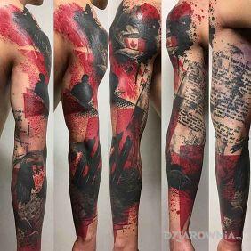 Tatuaże Napisy Wzory I Galeria Strona 14 Dziarowniapl
