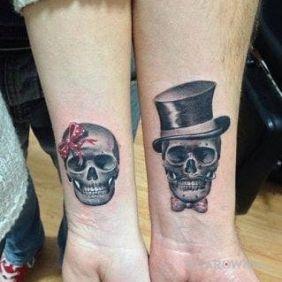 Dwie czaszunie