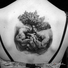 Tatuaże Na Plecach Wzory I Galeria Strona 6 Dziarowniapl