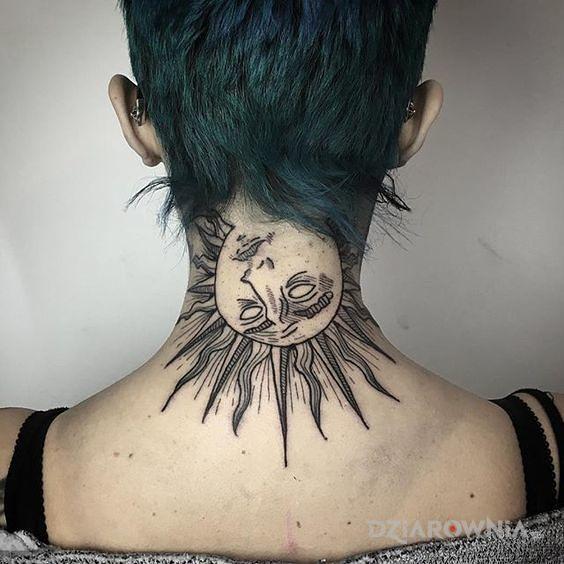 Tatuaż słońce - pozostałe