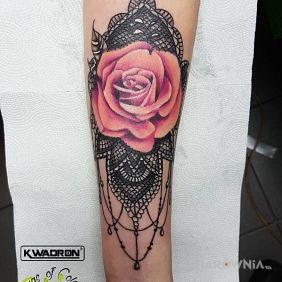 Tatuaże Mandale Wzory I Galeria Strona 2 Dziarowniapl