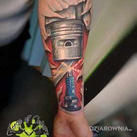 Tatuaże 3d Wzory I Galeria Strona 23 Dziarowniapl