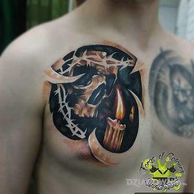 Tatuaże Przedmioty Wzory I Galeria Strona 2 Dziarowniapl