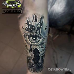 Tatuaże Realistyczne Wzory I Galeria Strona 27