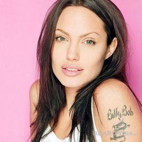 Angelina Jolie - Billy Bog