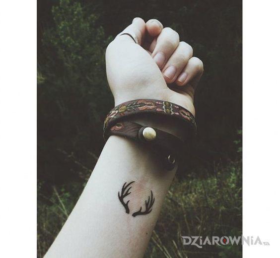 Tatuaż poroże - pozostałe