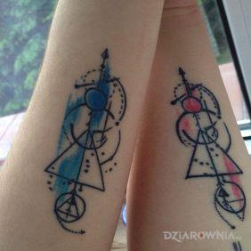 Tatuaże Znaki Zodiaku Wzory I Galeria Dziarowniapl