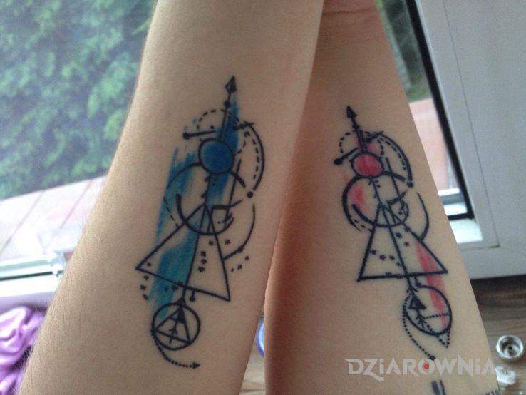 Tatuaż Znaki Zodiaku Studio N Tattoo Dziarowniapl