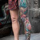 Japońska noga