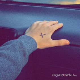 Tatuaże Na Dłoni Wzory I Galeria Strona 4 Dziarowniapl