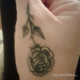 Tatuaże Na Dłoni Wzory I Galeria Dziarowniapl
