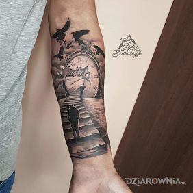 Tatuaże zwierzęta, projekt powstał w 30min. pełny spontan, dziara dla mężczyzn