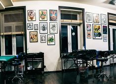 Studio Tatuażu Gorilla miniatura