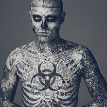 Tatuaże 5d Autor Pampiarz Tatuaże Forum Dziarowniapl