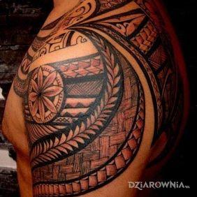 Polinezyjski wzór