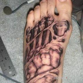 Kości stopy