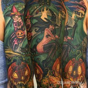 Halloween'owe szaleństwo