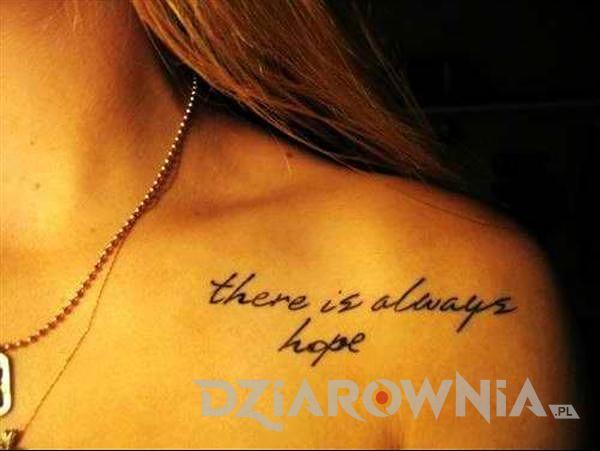 Zawsze jest nadzieja