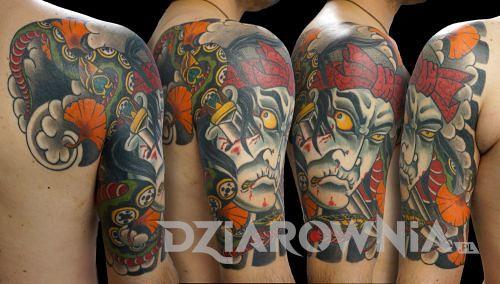 Japońskie Tatuaże I Ich Znaczenie Wzory Tatuaży Japońskich