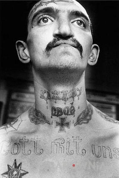 Twardy więzień