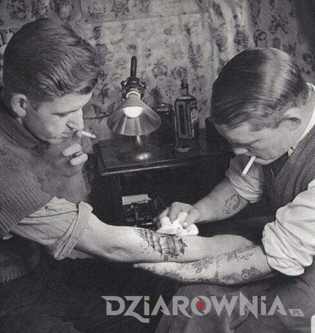 Tatuaż XX wieku