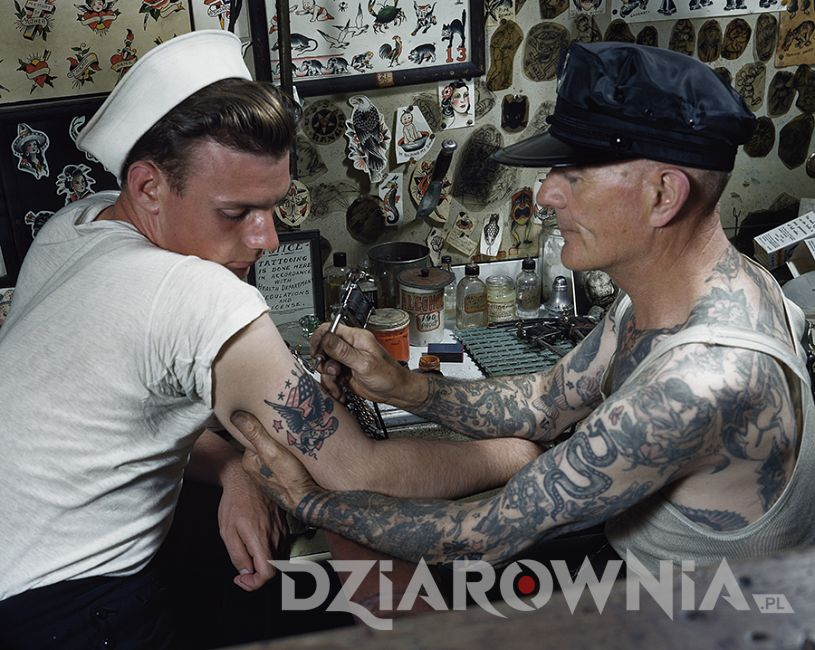 Dwóch marynarzy