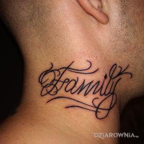 Tatuaże Na Szyi Wzory I Galeria Dziarowniapl