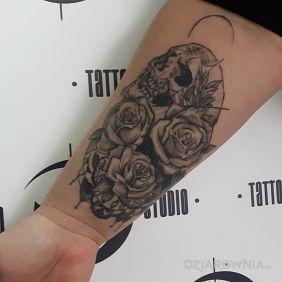 Róza czacha