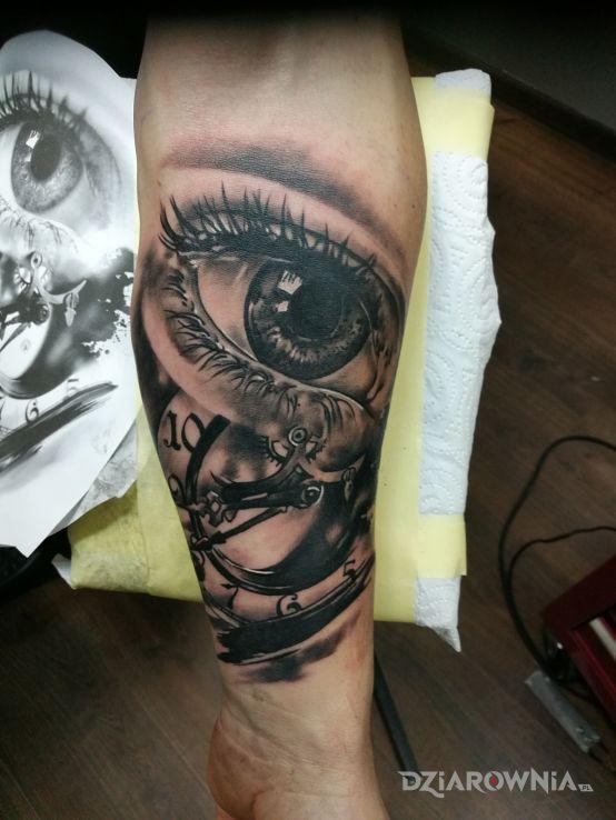 Tatuaż oko - pozostałe