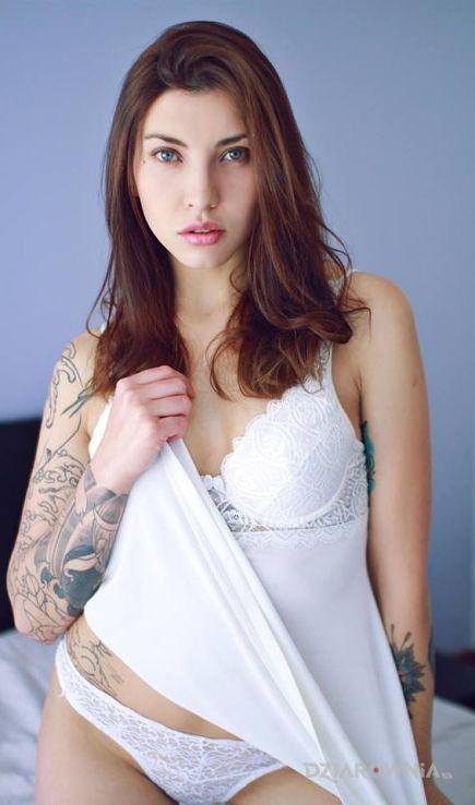 Tatuaż aniolek - seksowne