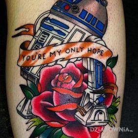 Robot ze Star Wars