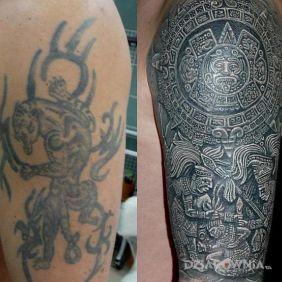 Aztecka dziara