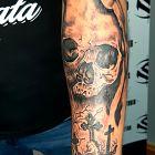 Dark Side Tattoo Grodzisk Mazowiecki ul Bairda 6a