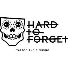 Logo Studio Tatuażu Hard To Forget